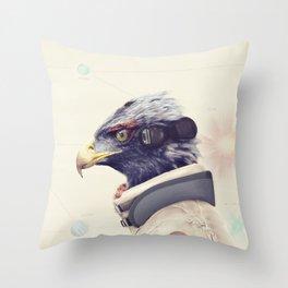Star Team - Falco Throw Pillow