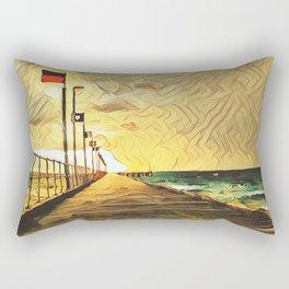 Warmth  Rectangular Pillow