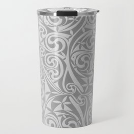 Celtic Warlord silver Travel Mug