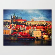 The Charles Canvas Print