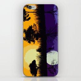 It's Not Always A Stark Contrast iPhone Skin
