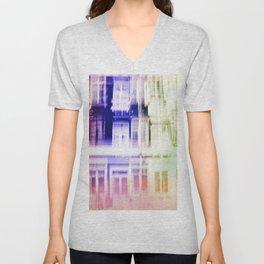 Color windows Unisex V-Neck