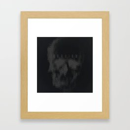 Requiem - Framed Art Print