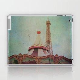 Bohemia of Paris Laptop & iPad Skin