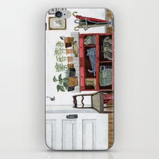Cozy Entryway iPhone & iPod Skin