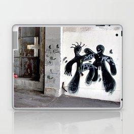 dark men dancing  Laptop & iPad Skin