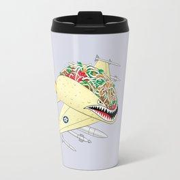 Taco Fighter Jet Travel Mug