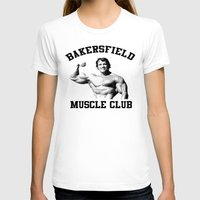 muscle T-shirts featuring Muscle club by big tony