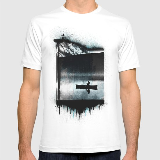 Portrait. T-shirt