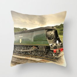 Manston at Norden Throw Pillow