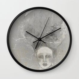 Pearla Wall Clock