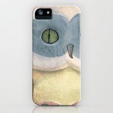 Quiet iPhone (5, 5s) Slim Case