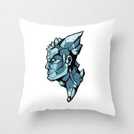 x25 Throw Pillow