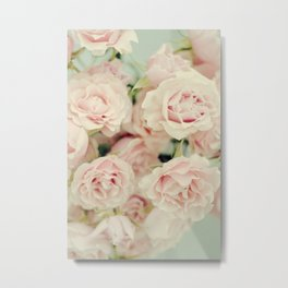 Retro Candy Metal Print