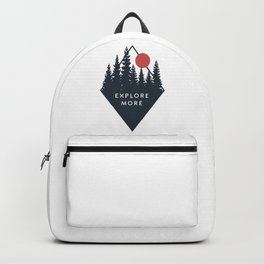 Explore More Backpack