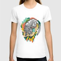 panther T-shirts featuring Panther by casiegraphics
