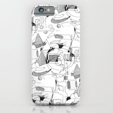 Drawing Collage iPhone 6s Slim Case