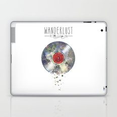 Wanderlust recordings Laptop & iPad Skin