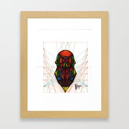 All of It Framed Art Print