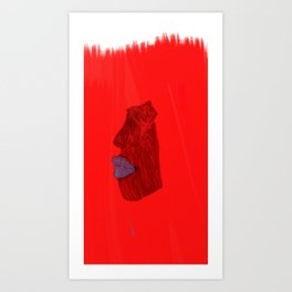 Neat And Cool Art Print