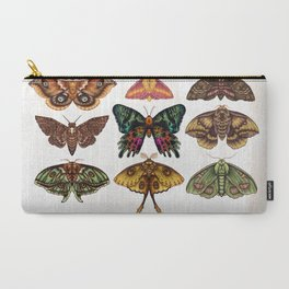 Moth Wings III Carry-All Pouch