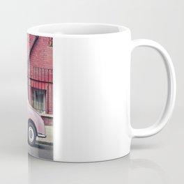 auto rosa Coffee Mug