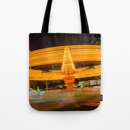 The Spinner Tote Bag