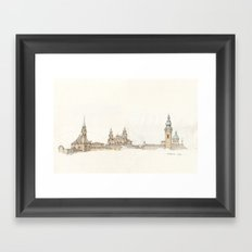 Salzburg Framed Art Print