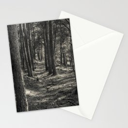 In the forest #2 Stationery Cards