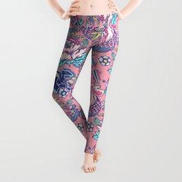 Pink Panther ( w/matching yoga mat ) Leggings
