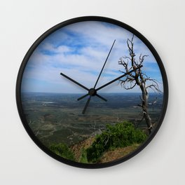 Till the End of My Days Wall Clock