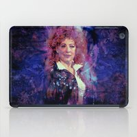 river song iPad Cases featuring River Song by Sirenphotos