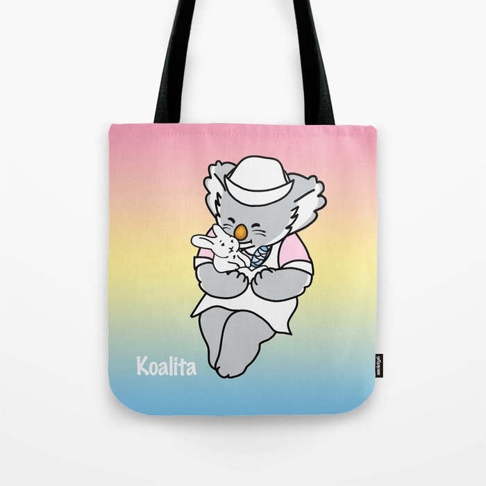 Koalita Pet Hospital Tote Bag