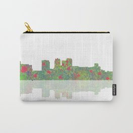 Birmingham, Alabama Skyline Carry-All Pouch