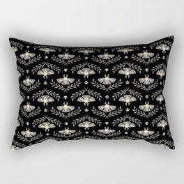 Spooky Moths Rectangular Pillow