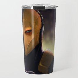 Deathstroke Travel Mug
