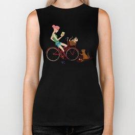 Love Letters Biker Tank