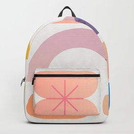 Abstraction_SPRING Backpack