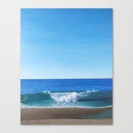 Pacific Opus Canvas Print