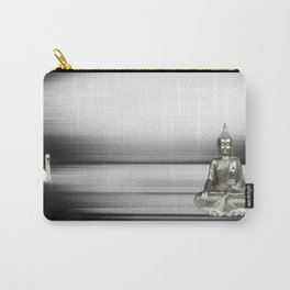 Buddha with swan Carry-All Pouch