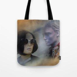 showcased -9- Tote Bag