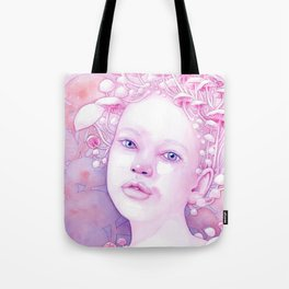 Infectious Innocence Tote Bag
