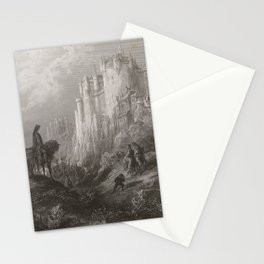 CAMELOT * Idylls of the King Stationery Cards