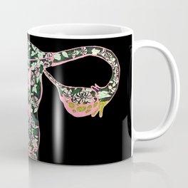 Morning Glory Terrarium Coffee Mug