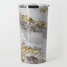 Geode Art Travel Mug
