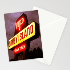 Small Town Coney Island Stationery Cards