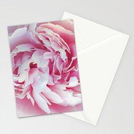 502 - Pink Peony Stationery Cards