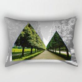 Reykjavik Boulevard #10 Rectangular Pillow