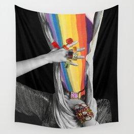 Photon Inertia Wall Tapestry