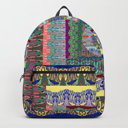 Behold Geometry of Infinity Backpack